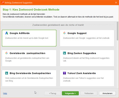 Koppel jouw SEO tools met Google Analytics