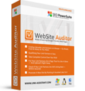 WebSite Auditor Professional